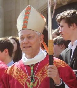 Eveque Monseigeur Eric AUMONIER