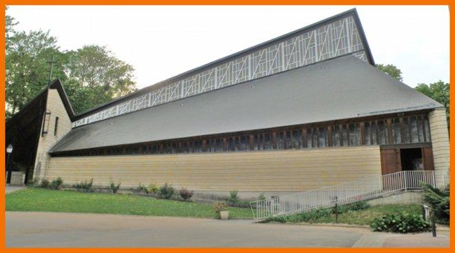 Eglise de Saint-Léger